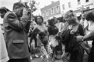 Notting Hill Carnival, 1990. Peter Marshall 90-821-51_2400