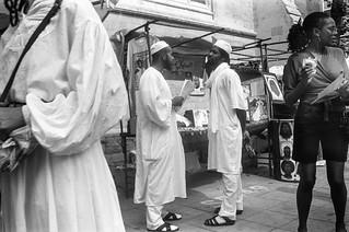 Notting Hill Carnival, 1990. Peter Marshall 90-818-56_2400