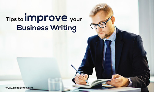 Tips to improve your Business Writing