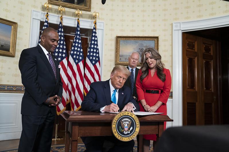 President Trump Pardons Jon Ponder