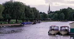 Peace Is A Virtue. Stratford-upon-Avon. Aug 2020