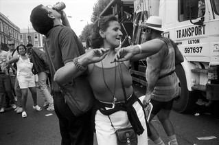 Notting Hill Carnival, 1998. Peter Marshall 98-822-12_2400