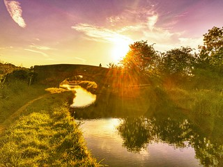 Wolseley canal, England | by cattan2011