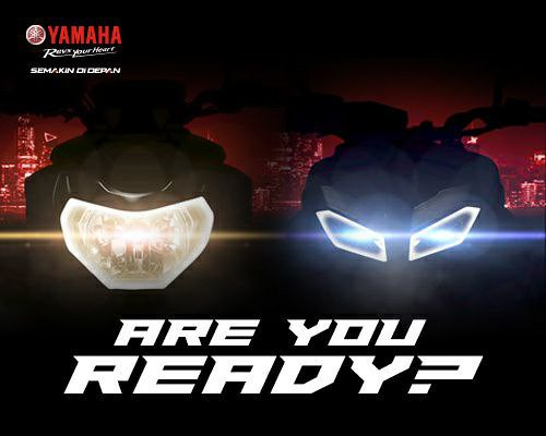 Yamaha New Teaser 2020