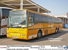 Volvo B10M 6x2 Sunsundegui Interstylo II