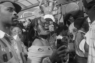 Notting Hill Carnival, 1994. Peter Marshall 94-8bl-62_2400