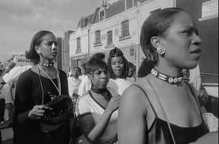 Notting Hill Carnival, 1994. Peter Marshall 94-8bk-46_2400