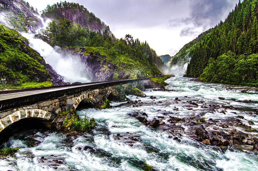 Norway bridge