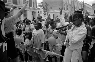 Notting Hill Carnival, 1998. Peter Marshall 98-815-63_2400