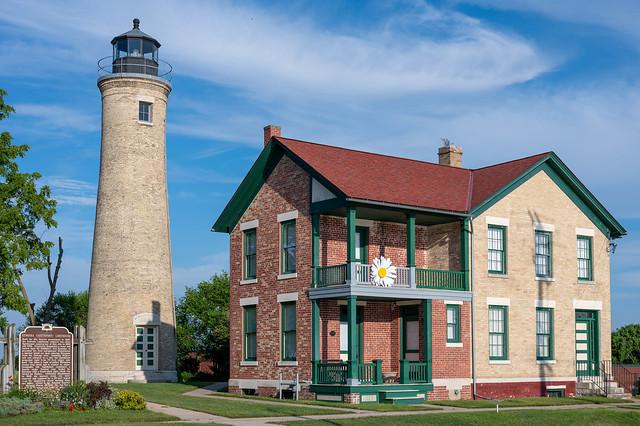 Southport Light Station Museum