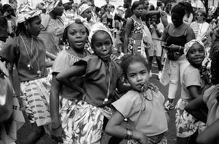 Notting Hill Carnival, 1999. Peter Marshall 99-810-31_2400