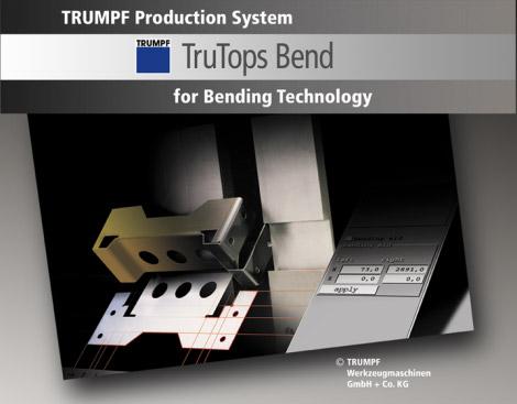 TruTops Bend v3.0 full license