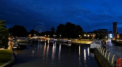 Mood Of The Marina. Stratford-upon-Avon. Aug 2020