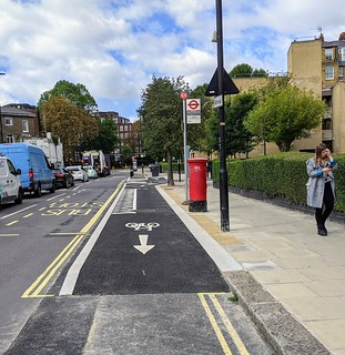 SUBB at Queen's Crescent fully marked