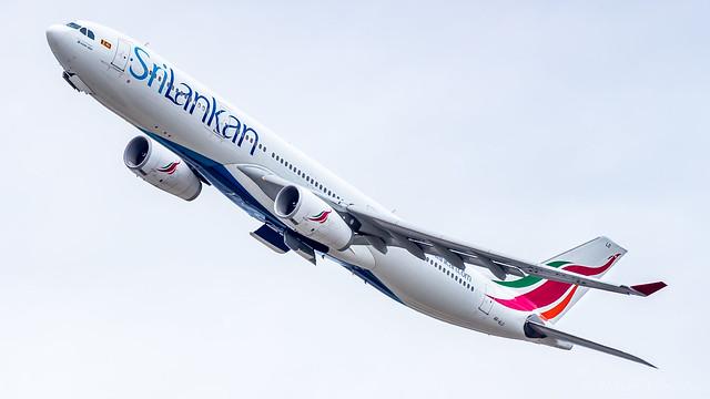 Airbus A330-343 4R-ALO SriLankan Airlines