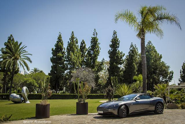 Aston Martin DB11 Volante (Marbella)