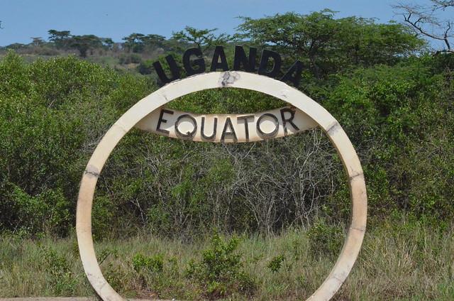 Uganda and the Equator