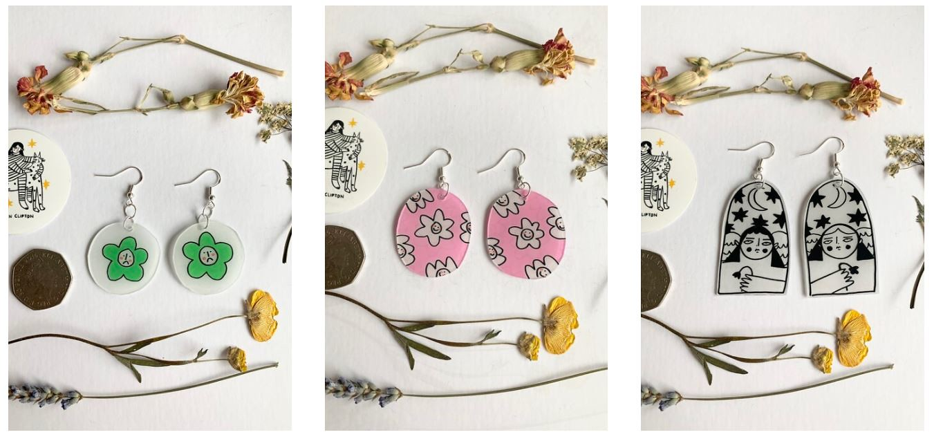 Eden Clifton Shop Earrings