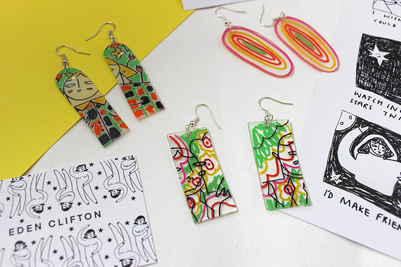 Eden Clifton Earrings