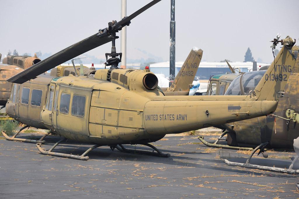 UH-1H 64-13492