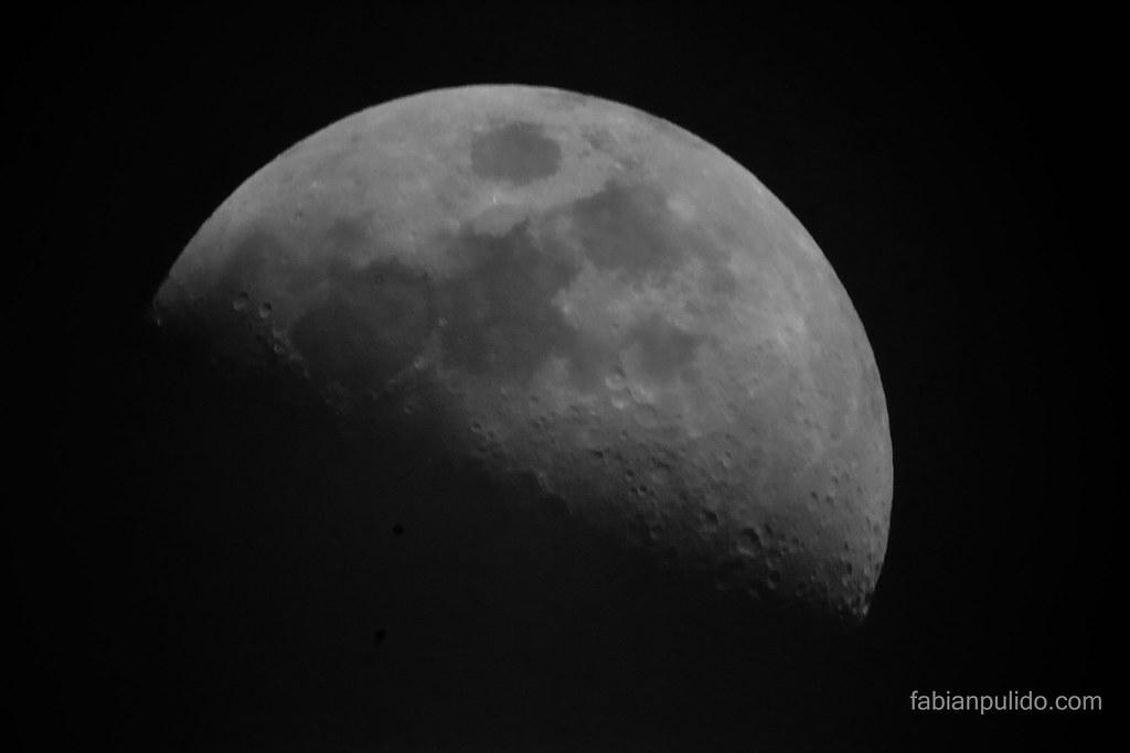 Astrofotografía, La Luna