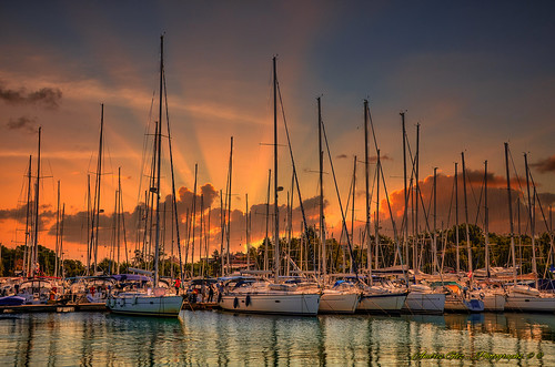 sailboat colors miamifl waterways urbanexploration sea walkingaround outdoors marina park earlyinthemorning