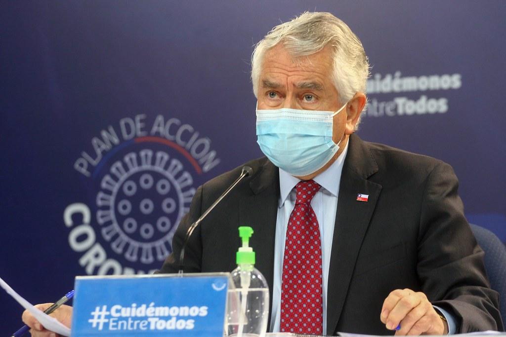 Enrique Paris: El nuevo ministro de salud