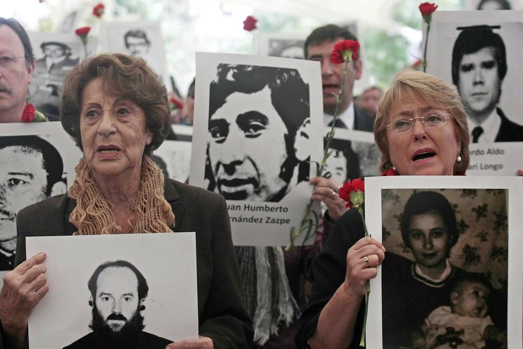 Ángela Jeria: Una vida dedicada a la lucha por los Derechos Humanos