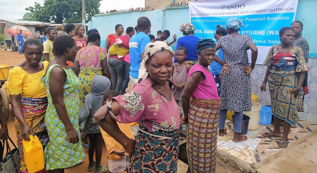 Water, Sanitation and Hygiene (WASH) in Africa (Nigeria)