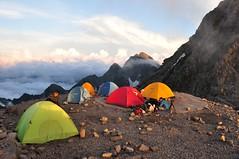 Oku-Hotaka Camp