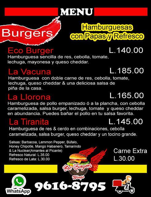 Burgers 1