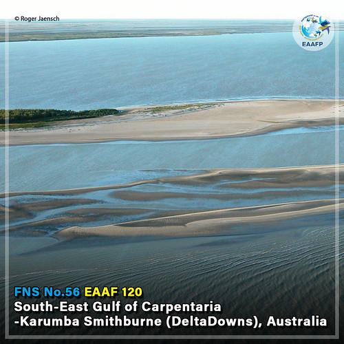 EAAF120 (Gulf of Carpentaria:Karumba Smithburne) Card News