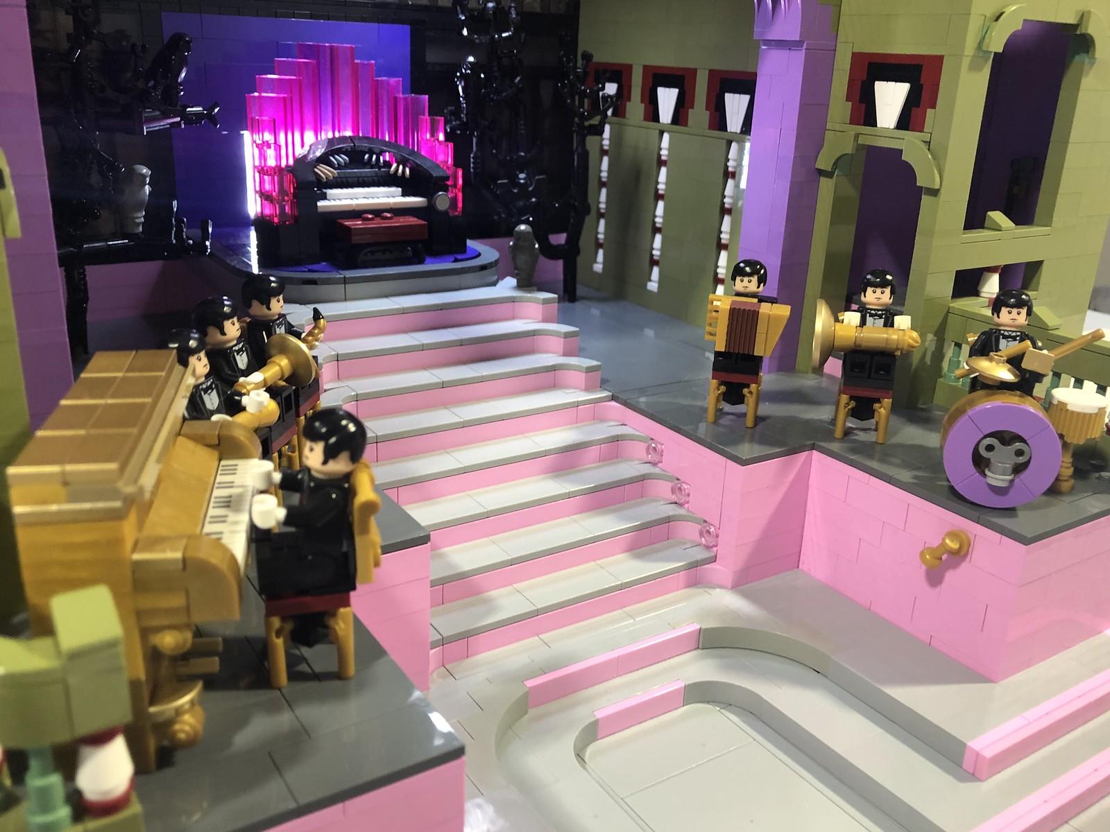 Dr Phibes Lego MOC
