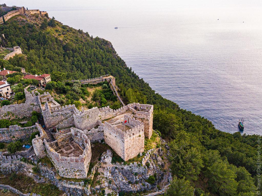 Alanya-Castle-Turkey-mavic-0148