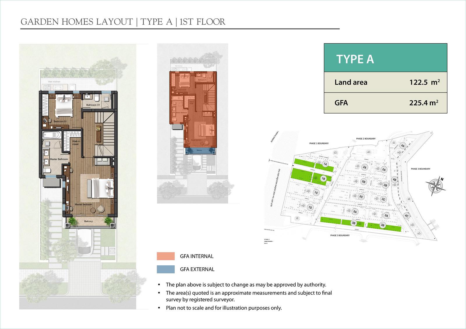 Bán Biệt thự nhà phố Nine South Nhà Bè | Nhận ký gửi BĐS 9