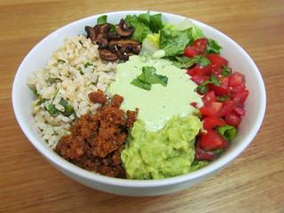 Flourishing Fiesta Bowl