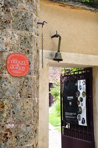 Maison Triolet-Aragon