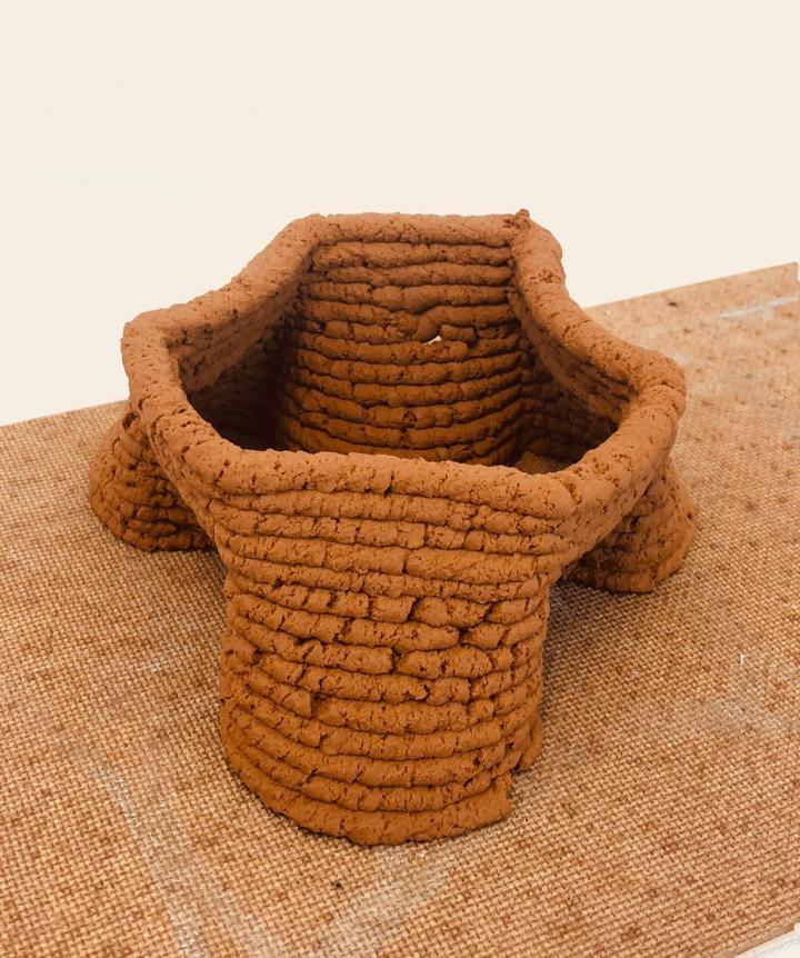 居住正義+永續!土壤3D列印建築-盼取代混凝土