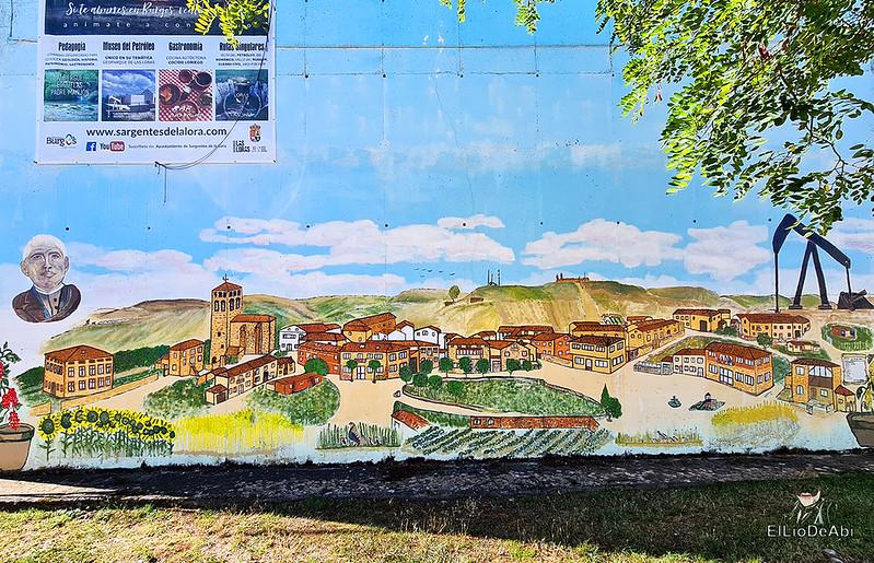 Museo del Petróleo en Sargentes de la Lora 15