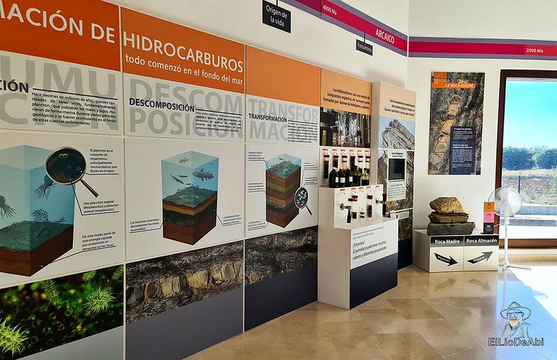 Museo del Petróleo en Sargentes de la Lora 10