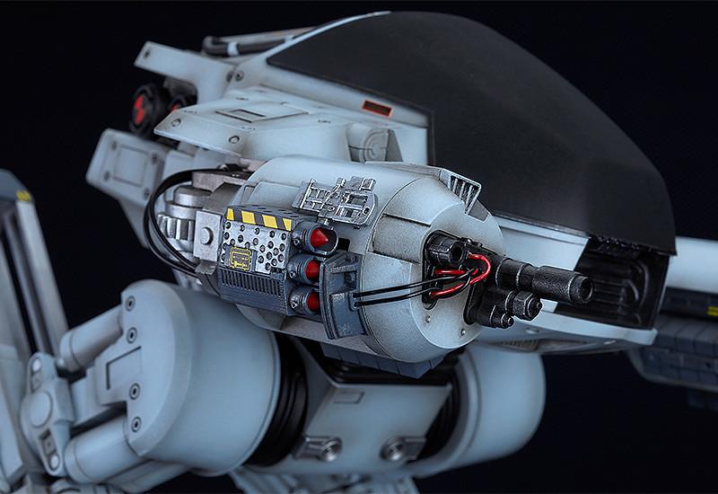 準備被轟成番茄醬了嗎?MODEROID《機器戰警》ED-209 組裝模型