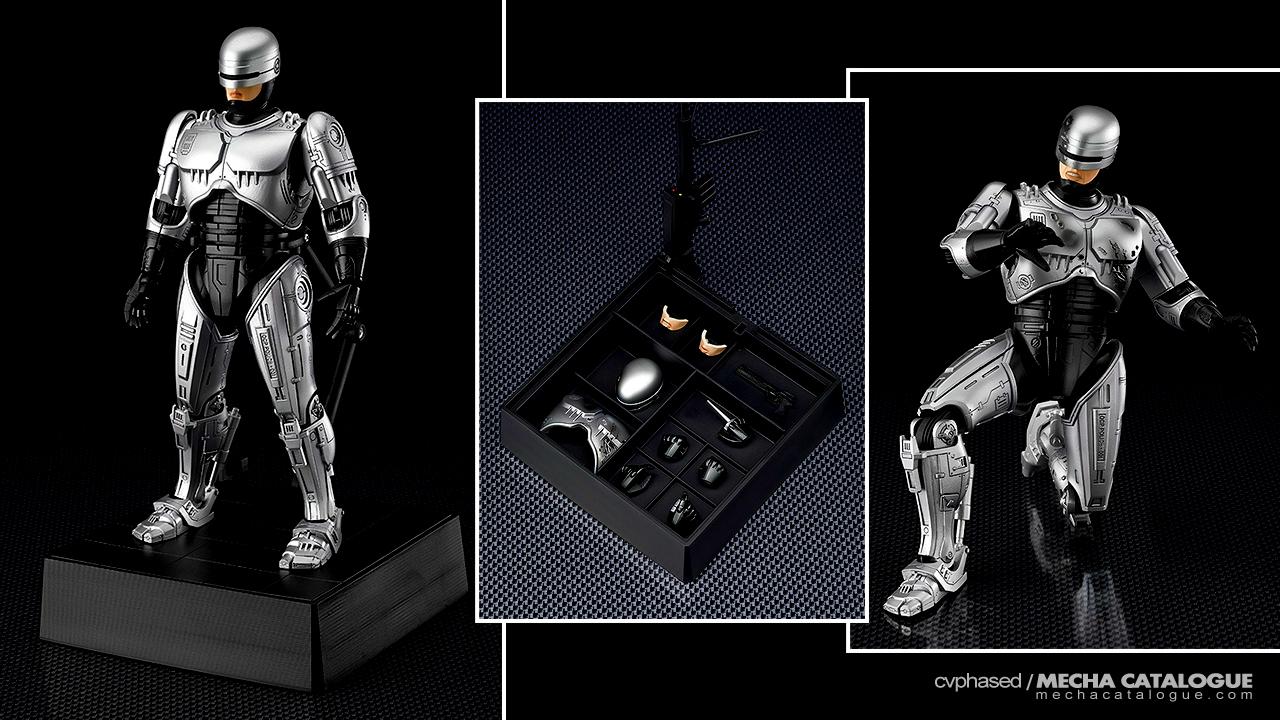 Good Smile Company x Robocop: Hagane Works RoboCop