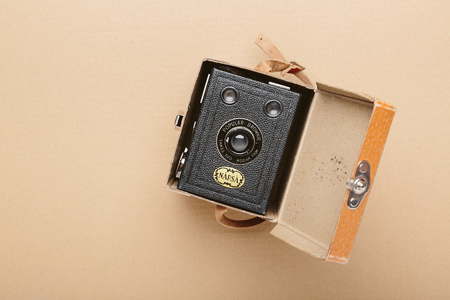 Kodak Popular Brownie Näpsä