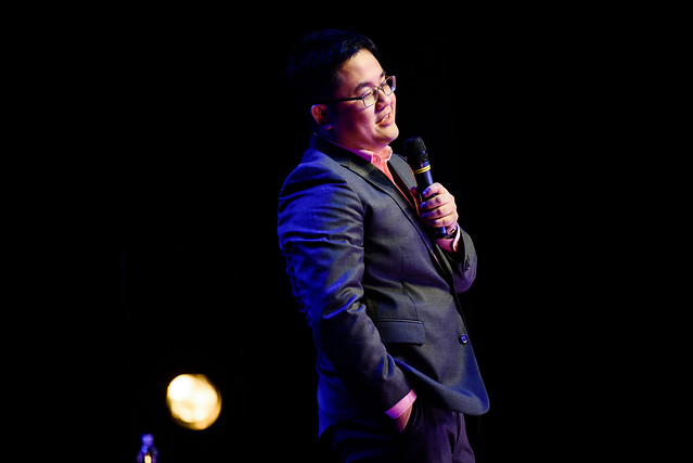 Dr. Jason Leong Hashtag Blessed