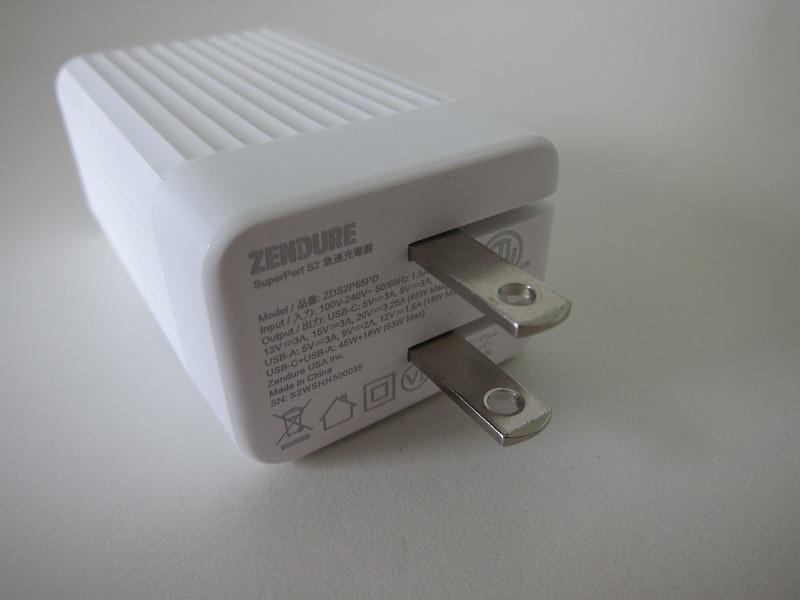 Zendure SuperPort S2 - US Plug