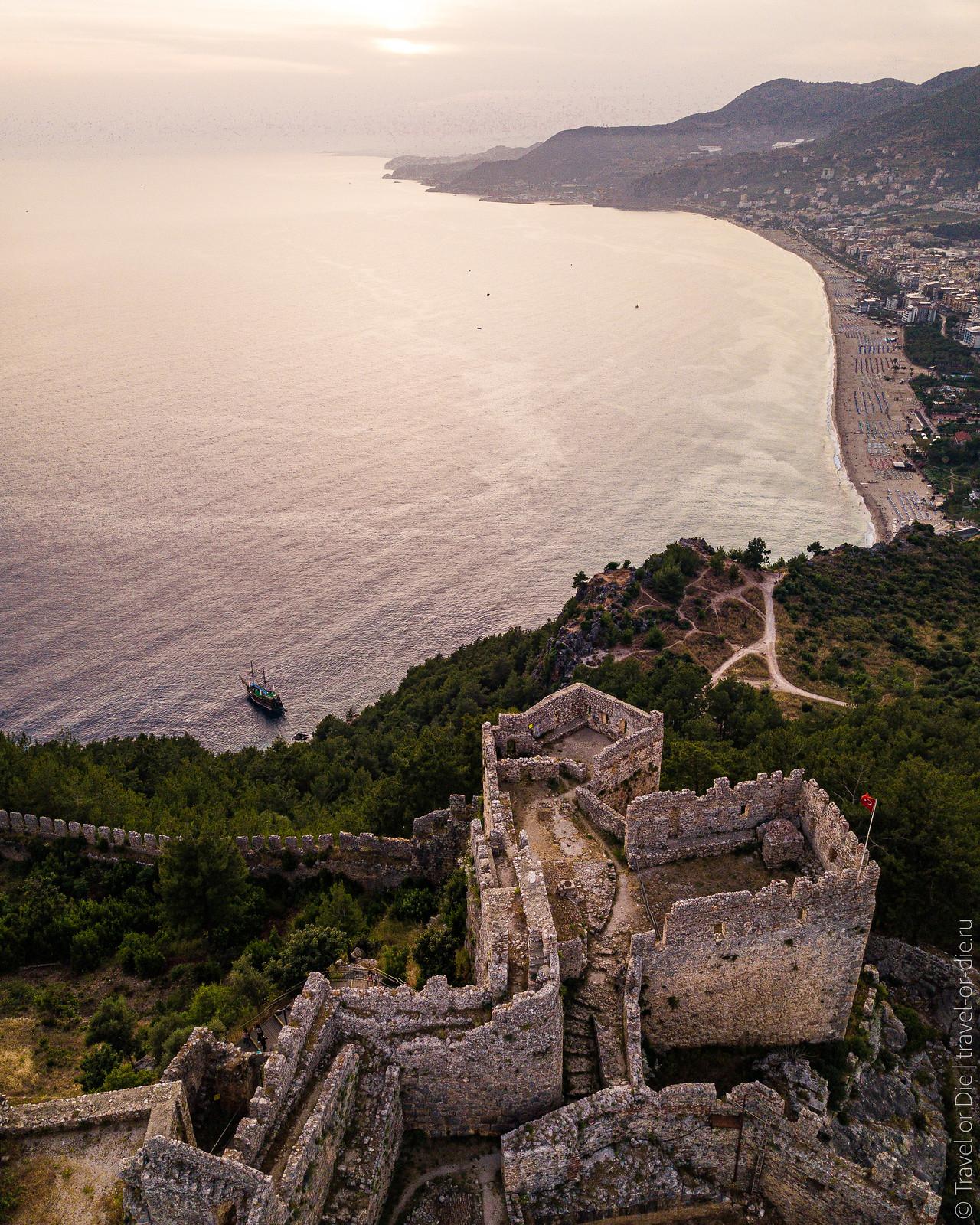 Alanya-Castle-Turkey-mavic-0151
