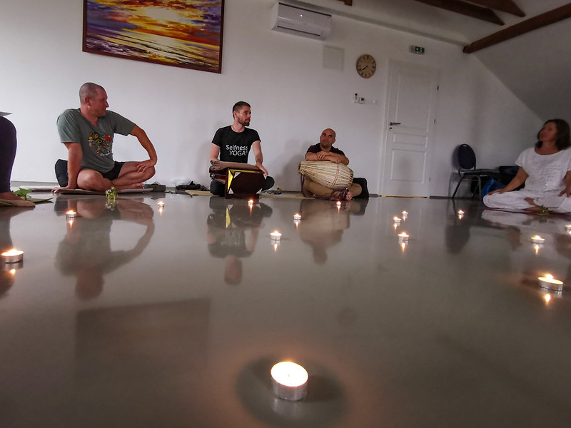 Oktatóképzős jógatábor 2020.07.08-12.