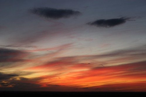 royston sunset red sky evening clouds hertfordshire therfieldheath blue england unitedkingdom uk canoneos750d