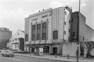 Prince of Wales Cinema, Bingo Hall, 331 Harrow Rd,  Westbourne Park, Westminster, 1988  88-3a-12-positive_2400