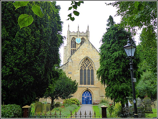Cottingham Parish Church ..